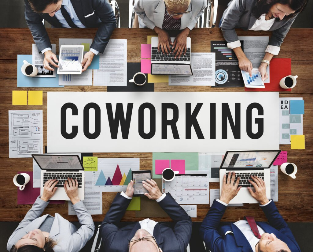 coworking- om Hive Workspace