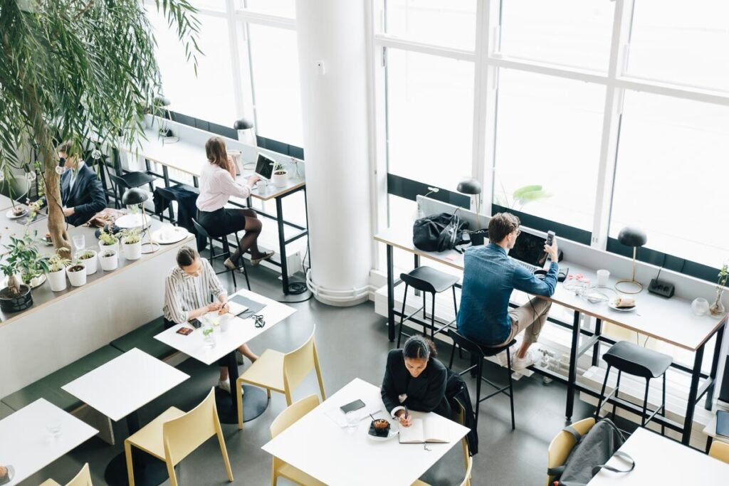Hive Workspace Sweden: How do coworking spaces help shape your work identity?