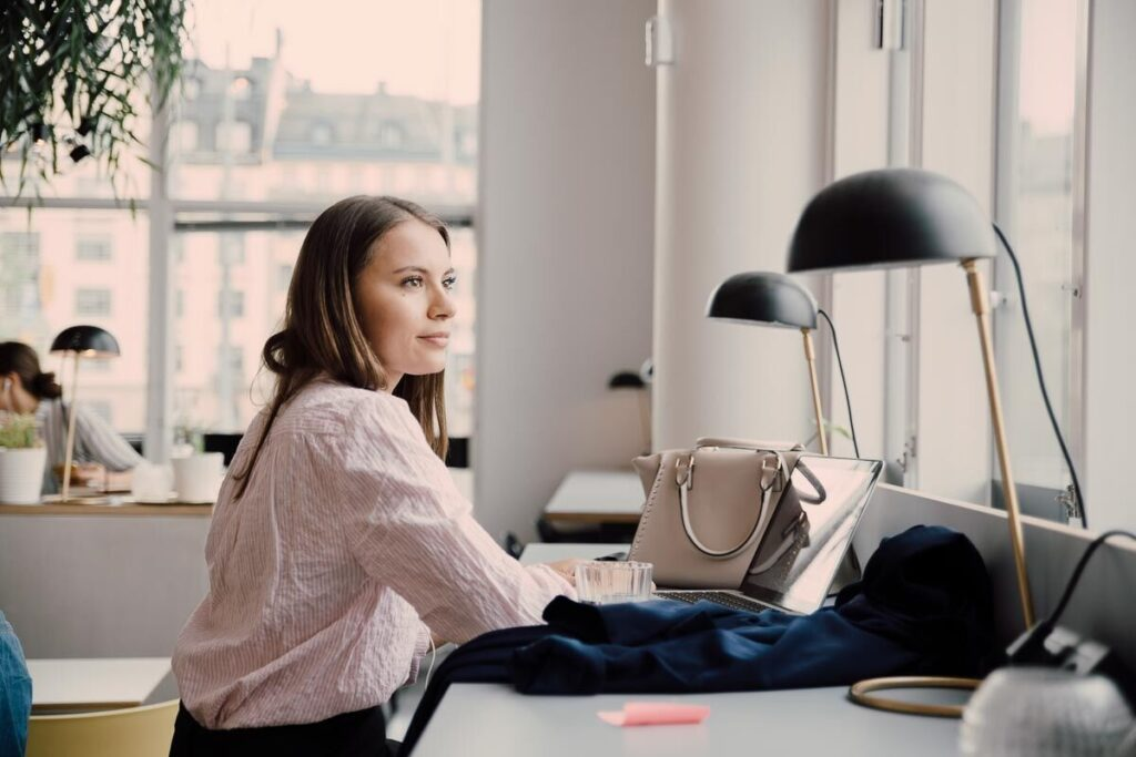 Flexible working is an important perk for working women. Hive Workspace, Sweden is a coworking space that promotes gender equality.